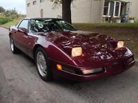 1993 Chevrolet Corvette 40 Anniversary