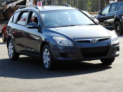2009 Hyundai i30 FD MY09 SX cw Wagon Grey 4 Speed Automatic Wagon Moorooka Brisbane South West Preview