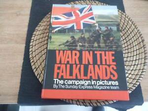 War in the Falklands The Campaign in Pictures Amaroo Gungahlin Area Preview