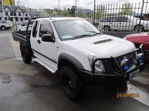 2007 Holden Rodeo Ute New Town Hobart City Preview
