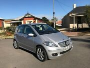 2007 Mercedes-Benz A170 W169 MY08 Avantgarde 7 Speed Constant Variable Hatchback Thebarton West Torrens Area Preview