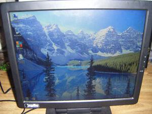 17 inch Xplio monitor for sale