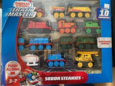 Thomas & Friends Trackmaster Sodor Steamies