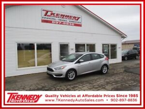 2016 FORD FOCUS SE ** ONLY 30,800 KM ** $118.00 B/W OAC