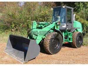 2007 CASE 521D WHEEL LOADER PAYLOADER