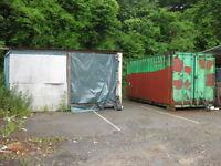 Secure Storage / Work Space, Yealmbridge / Plymouth, Vehicle Reapirs, Metalwork, etc.