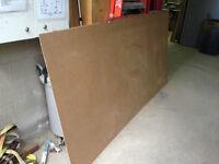 FIBREX RAW 3mm x 48 x 96 - Flakeboard