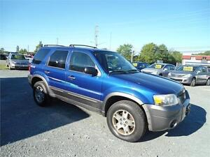 WINTER DEAL 2005 escape ! 4x4 ! great shape for the year !!!