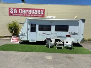 2007 JAYCO STERLING 19' with SEPARATE SHOWER / TOILET Klemzig Port Adelaide Area Preview