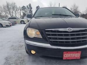 2007 Chrysler Pacifica Touring AWD Back Up Camer Fully Certified