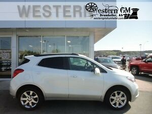 2013 Buick Encore Premium 1.4L AWD NAV Sunroof Heated Leather