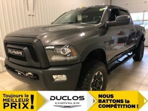2017 Ram 2500 Power Wagon*CAMÉRA*BLUETOOTH*CREW*