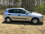 2005 Nissan Pulsar N16 MY04 ST Silver 4 Speed Automatic Sedan Clontarf Redcliffe Area Preview