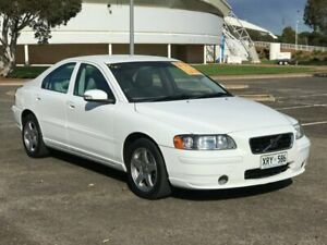 2008 Volvo S60 MY08 LE White 5 Speed Automatic Sedan Gepps Cross Port Adelaide Area Preview
