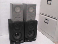 40W Philips Stereo Speakers + A FREE Set of Speakers - Heathrow
