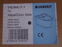 Geberit AquaClean Sela (wall-hung) Shower Toilet