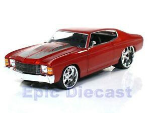 1971 chevy chevelle ss custom 1.18