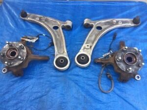 MITSUBISHI EVO EVOLUTION X OEM FRONT-REAR CONTROL ARMS
