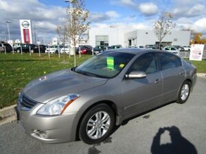 2012 NISSAN ALTIMA 2.5 SL PKG LEATHER HEATED SEATING PWR SEAT DU