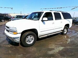 2002 Chevrolet SUBURBAN For Sale Edmonton