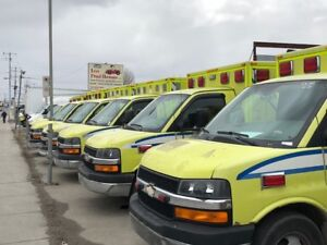 ambulances 2011