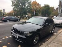 BMW 1 Series 1.6 5dr Black