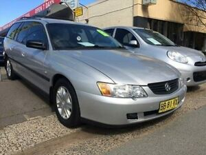 2004 Holden Commodore VY Silver Automatic Wagon Braddon North Canberra Preview