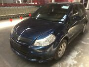2007 Suzuki SX4 GY 4x4 Blue 4 Speed Automatic Hatchback Ottoway Port Adelaide Area Preview