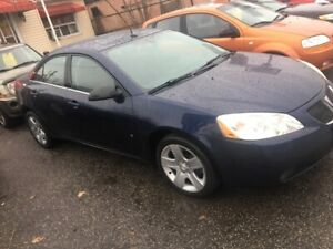 2008 Pontiac G6 SE '' DEALER TRAD IN AS IS SPECIAL """"