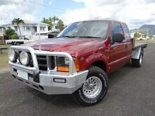 2006 Ford F250 RN XLT Maroon 4 Speed Automatic Super Cab Pick-up Bungalow Cairns City Preview