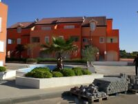 Croatia Coast, Penthouse Apartment, 2 Bed, 2 Bath. 70 metres from sea. High Quality Large Space