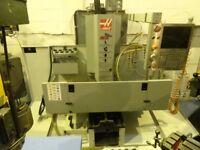 HAAS MODEL TM2 CNC VERTICAL MACHINING CENTRE