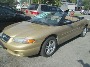 1996 Chrysler Sebring Convertable - ONLY 140k.!