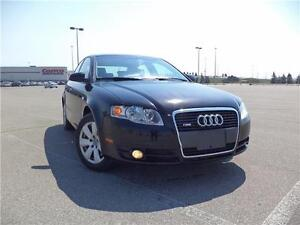 2008 AUDI A4 2.0T S- LINE LOADED LEATHER, SUNROOF, 416-742-5464