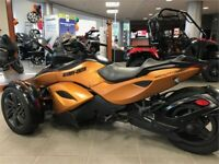 2013 Can-am Spyder RS-S Mississauga / Peel Region Toronto (GTA) Preview