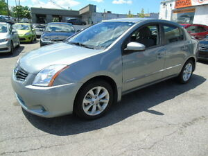 2012  Nissan Sentra/ Heated Seats automatic low km !!