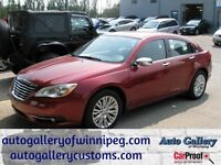 2013 Chrysler 200 Limited *Leather*