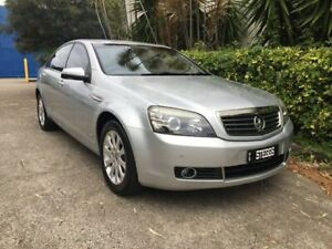 2009 Holden Statesman WM MY09.5 V8 Silver 6 Speed Auto Active Sequential Sedan Bowen Hills Brisbane North East Preview