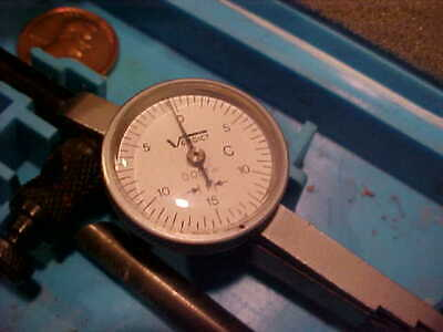 Dial Test Indicator Verdict .001 Made In England Blue Box Machinist Inspection