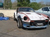 WANTED old car for a project barn find anything considered