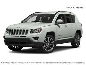 2015 Jeep Compass HIGH ALTITUDE / LEATHER /MOONROOF
