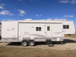 2006 Okanagan Eclipse ECL28-5BHS Fifth Wheel