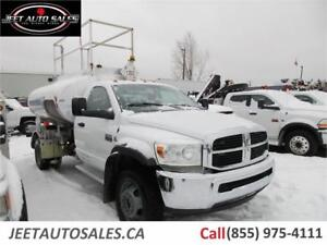 2008 Dodge Ram 5500 with Advance Fuel Tank