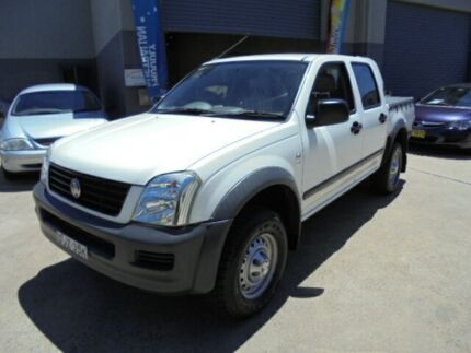 2006 Holden Rodeo RA MY06 Upgrade LX 4 Speed Automatic Crew Cab Pickup Holroyd Parramatta Area Preview