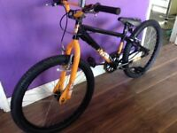 X rated Excile - jump Bike