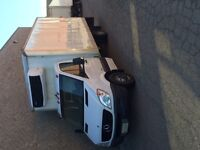 2012 Mercedes Refrigerated Cube Truck