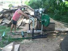 Sawmill - portable band saw mill + Fordson tractor + 2 x chainsaw Broadwater 2472 Richmond Valley Preview