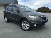 2010 Hyundai Santa Fe CM MY10 Highlander Charcoal 6 Speed Sports Automatic Wagon Wangara Wanneroo Area Preview