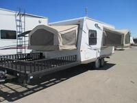 2010 Flagstaff Shamrock 183L Expandable Travel Trailer