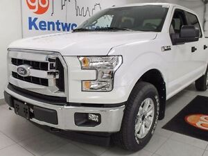 2017 Ford F-150 XLT 5.0L V8 4x4 with keyless entry
